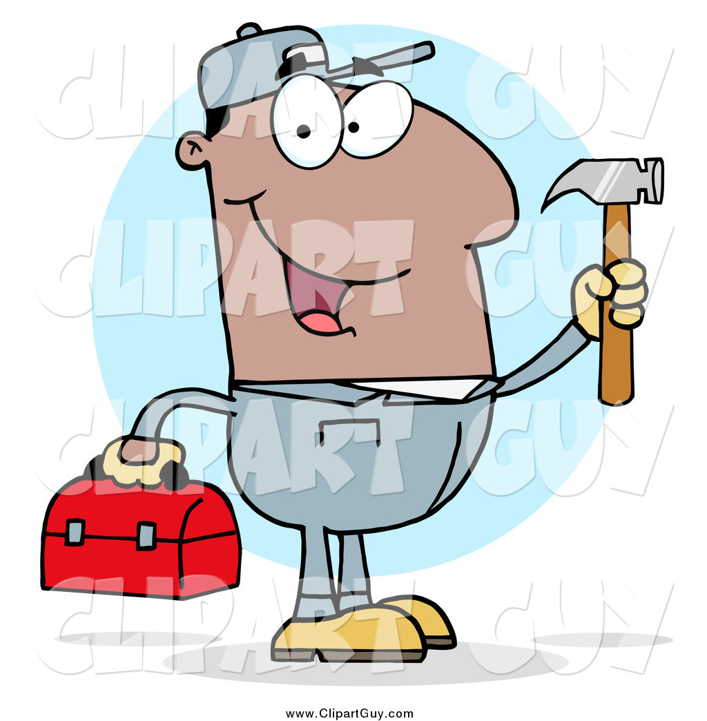 Royalty Free Construction Worker Stock Guy Designs
