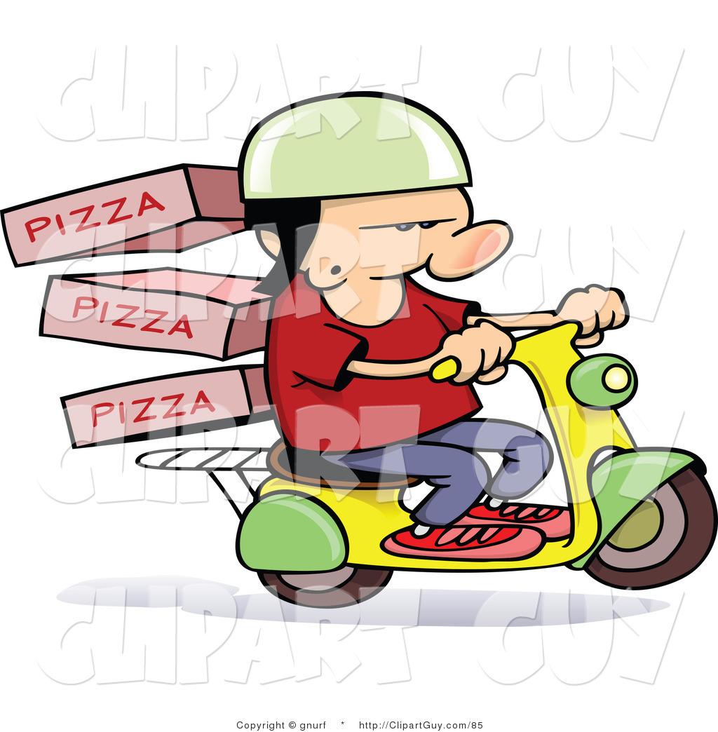 free clipart pizza man - photo #9